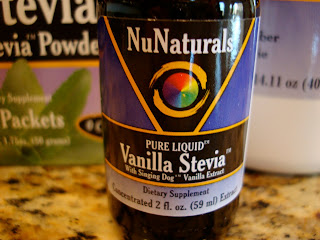 Liquid Stevia Bottle