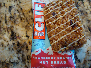 Cranberry Orange Nut Bread Clif Bar