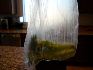 Bag of Broccoli Crown