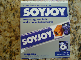 Box of SoyJoy Fruit Bars