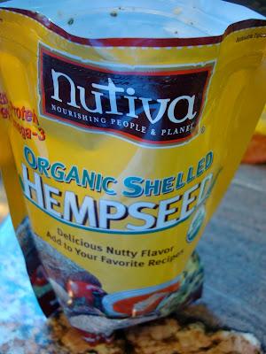 Organic Shelled Hempseed bag