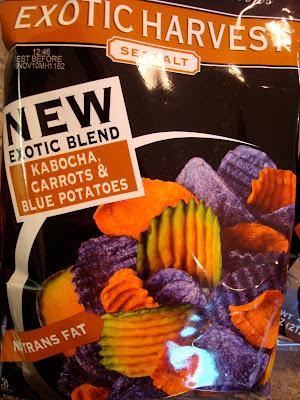 Terra Chips in Exotic Harvest