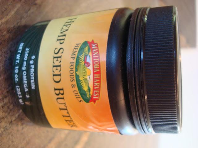 Manitoba Harvest Hemp Seed Butter