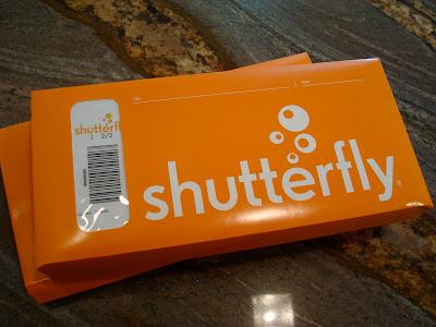 Shutterfly box