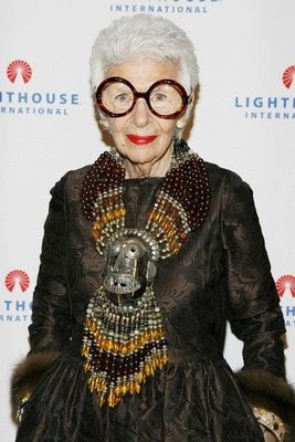 Grey Gardens director making new docu about Iris Apfel