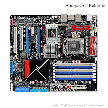 Motherboard ASUS Rampage II Extreme