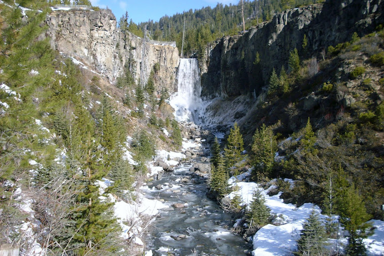 Tumalo Falls
