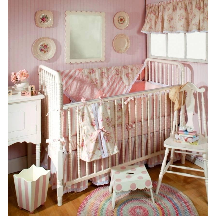 Shabby Chic Baby Crib Pictures to Pin on PinterestPinsDaddy