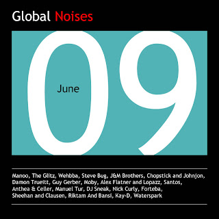 VA - Global Noises Top 20 June 2009