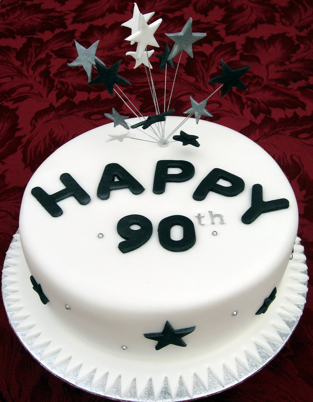 Simply Cakes 90th Birthday