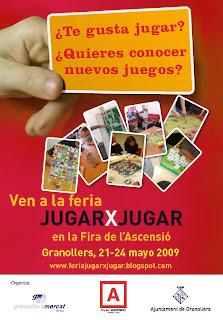 Feria Jugar x Jugar 2009