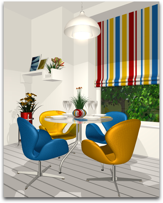 Split Complementary Color Scheme Room interior design 101 - color schemes - beyond the screen door