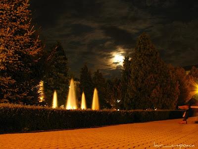 Noaptea in Craiova Night in Craiova