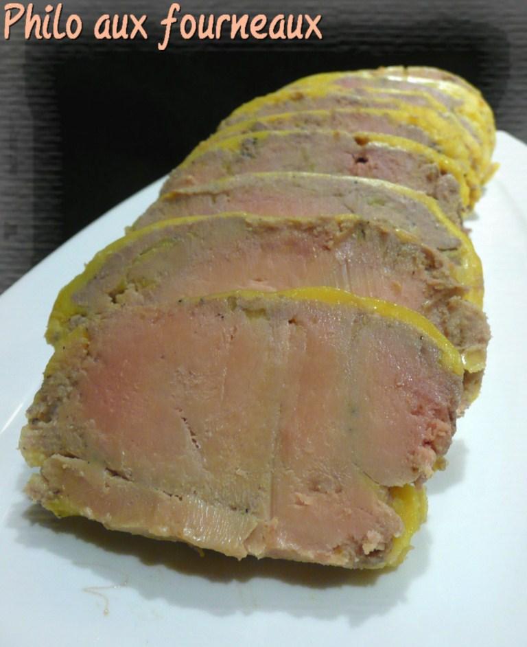 Philo aux fourneaux foie gras au thermomix - Recette de foie gras ...