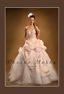 Hochzeitskleider-Katalog / Oksana Mukha