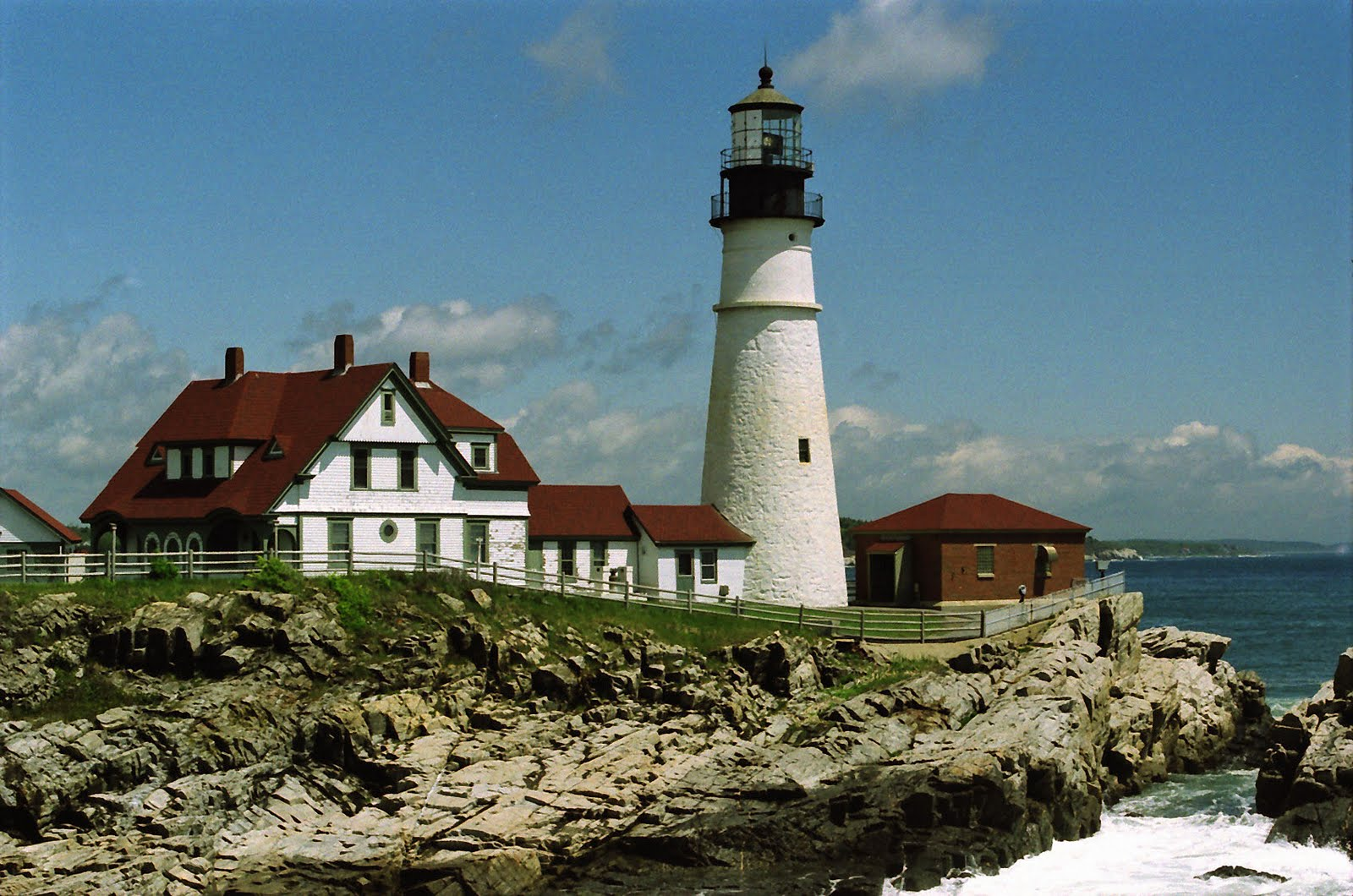 Photographs by joe portland head light if only there for Bjs portland maine
