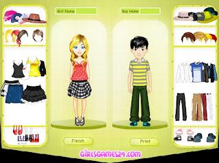 Vestir a la pareja