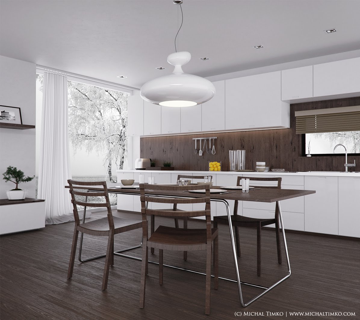 Modern Kitchen Design 03 | Modern Cabinet