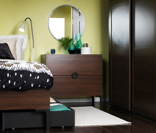 Designs  Bedroom Designs  Bedroom Design Ideas: Modern IKEA Small