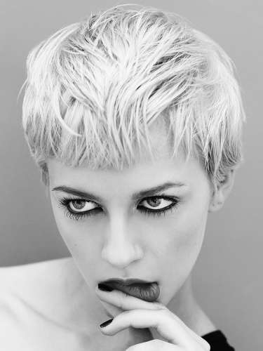 formal hairstyles for short hair 2011. 2011 Winter Short Hair Styles