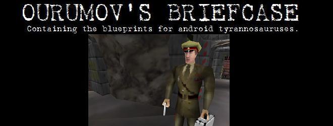Ourumov's Briefcase