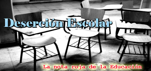 Desercion Escolar