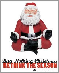 buy nothing christmas