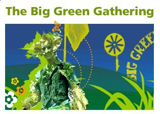 Big Green Gathering graphic