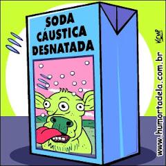 Leitinho malvado - Humor Tadela