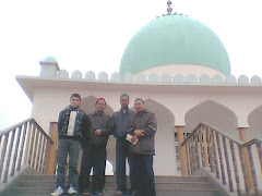 Makam Kwaja Sayyid Amir Kulal al-Bukhari,qs.