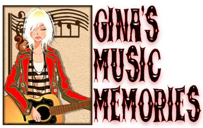 Gina's Music Memories