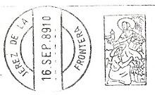 HISTORIA DE LAS MARCAS POSTALES Y MATASELLOS DE JEREZ.(III)