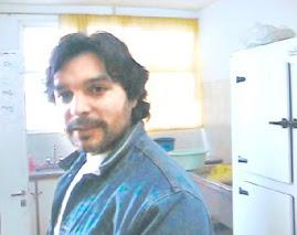 Carlos Fuentealba, 41 años, docente