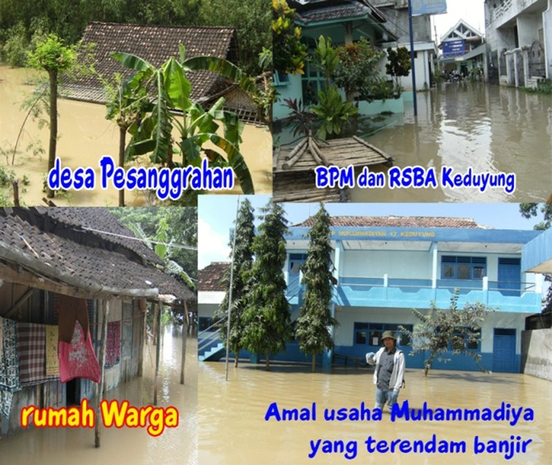 Banjir Lamongan 2009