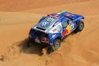 Testes Volkswagen na Tunisia