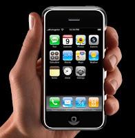 iPhone lancamento
