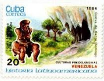 Estampilla de Cuba 1986