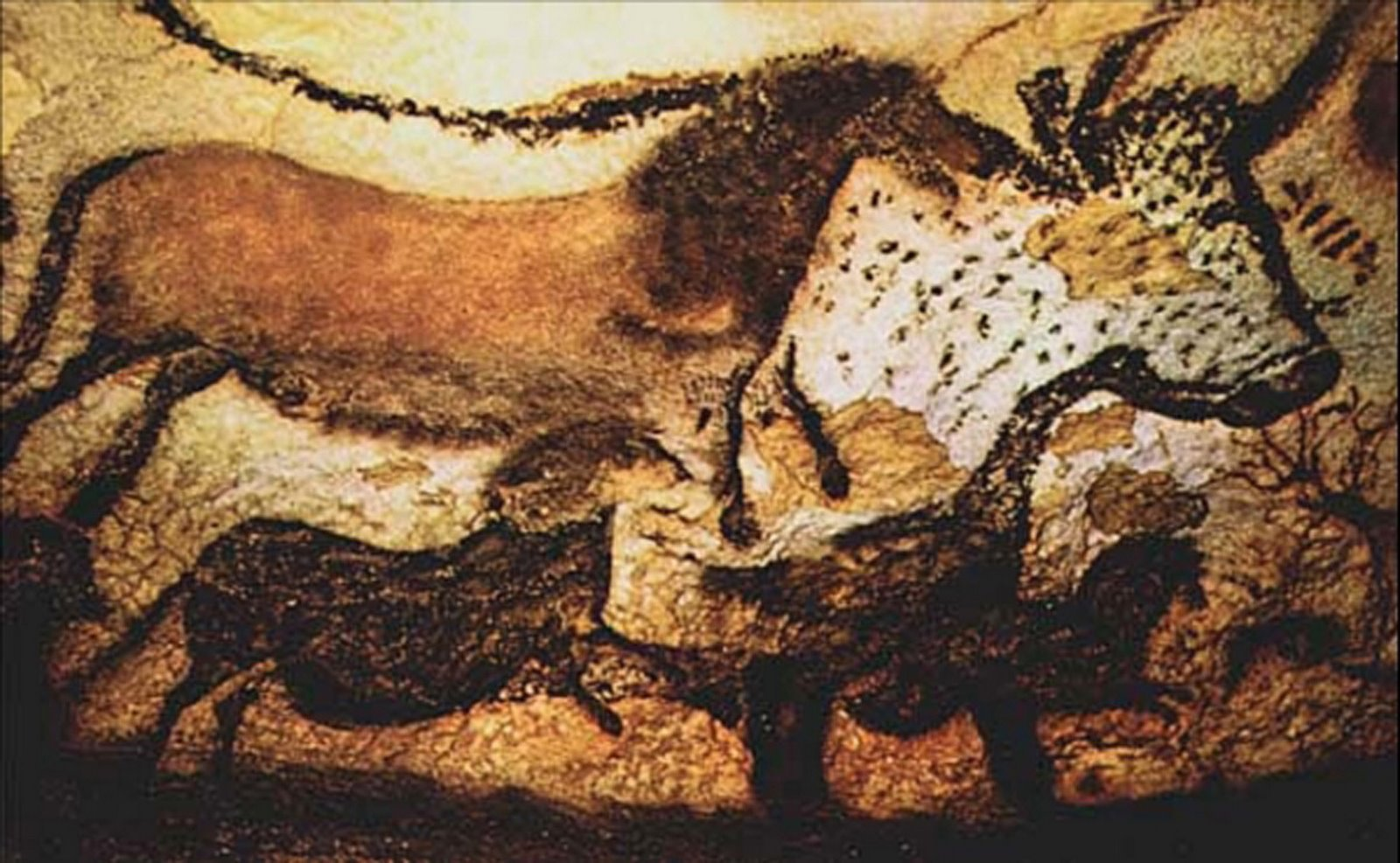 first there was lascaux