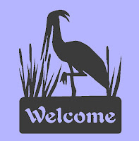 Crane Welcome