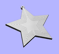 Star Spinner CNC DXF