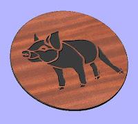 Pig 1 CNC DXF