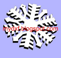 free dxf files,christmas designs dxf,Design 432 CNC DXF