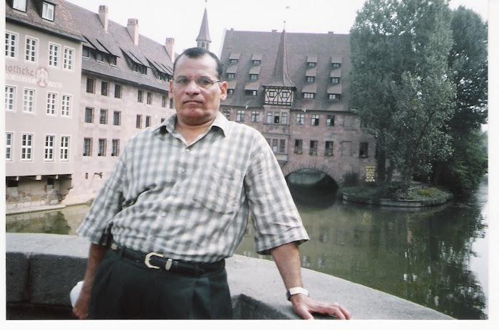 حسام مازن في المانيا=صيف 2007م