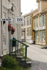 Vi holder møtene på Kulturverkstedet i Sjøgata