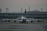 関西空港パーキング