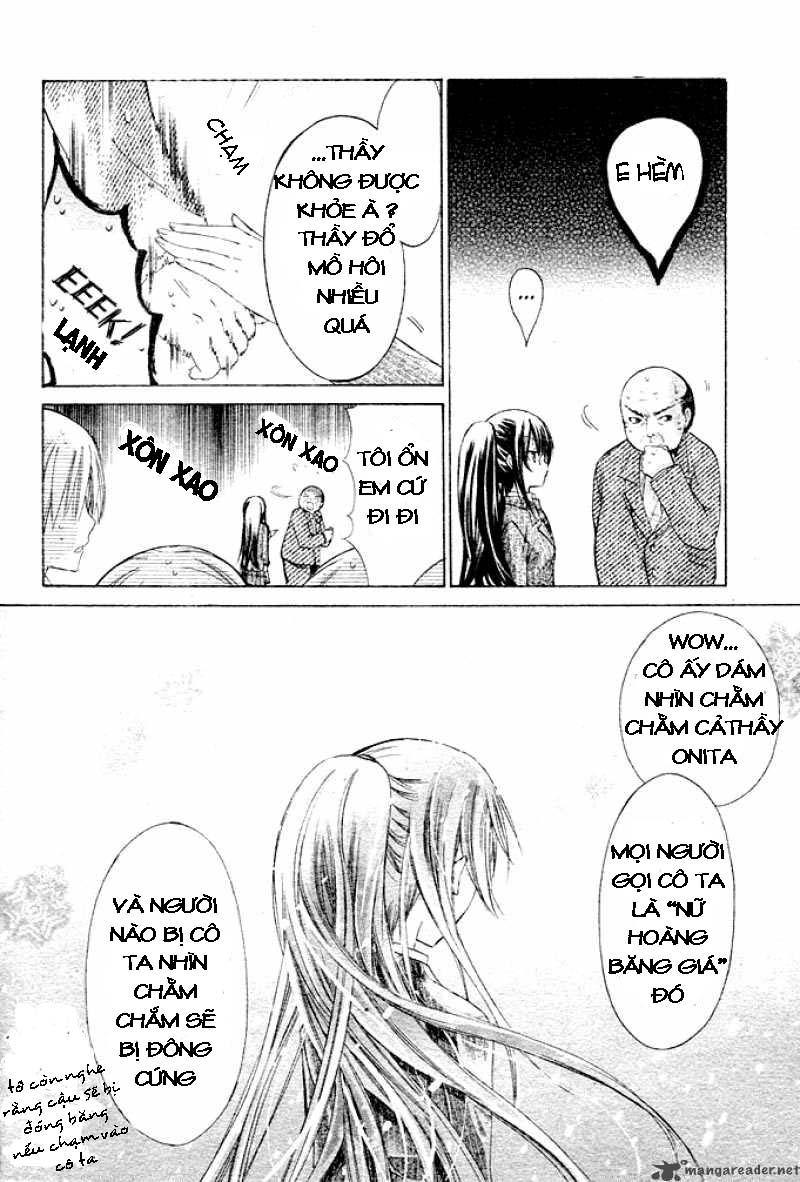 Mệnh lệnh tình yêu Chap 1 trang 5
