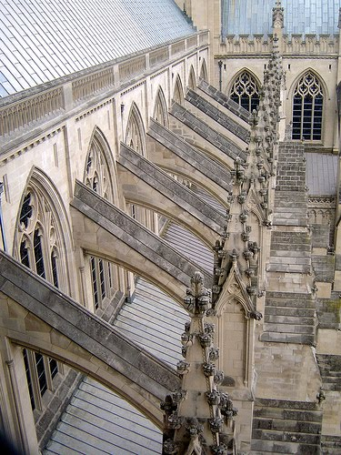 Architecture Gothic Cathedrals Of The Middle Ages