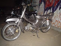 MODIFICATION HONDA PRIMA