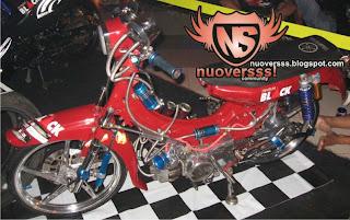 MODIF HONDA 70