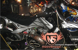 BLACK MODIF TRAIL